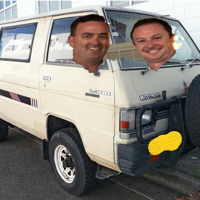The Van Man